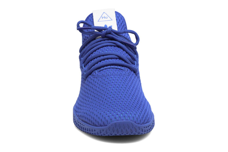 Sneakers Adidas Originals Pharrell Williams Tennis Hu Blauw model