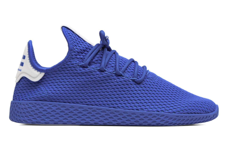 Sneakers Adidas Originals Pharrell Williams Tennis Hu Blauw achterkant