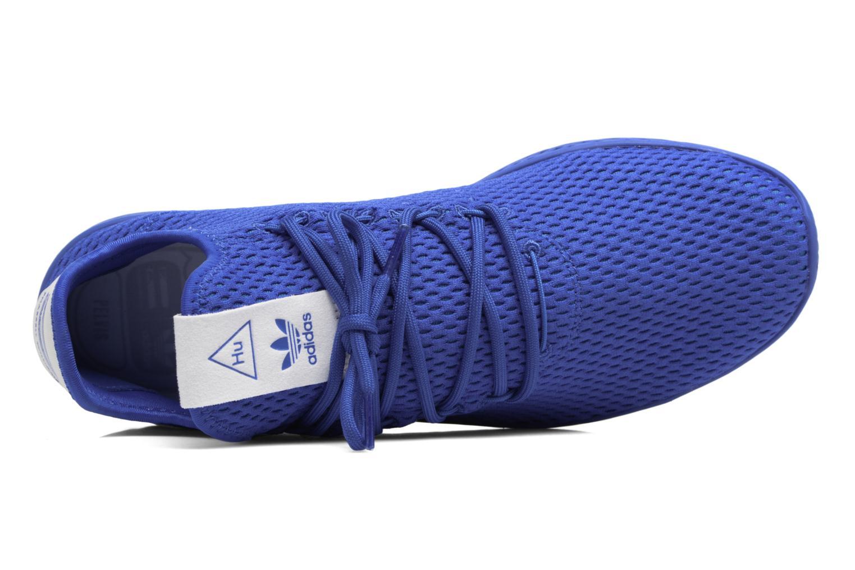 Sneakers Adidas Originals Pharrell Williams Tennis Hu Blauw links