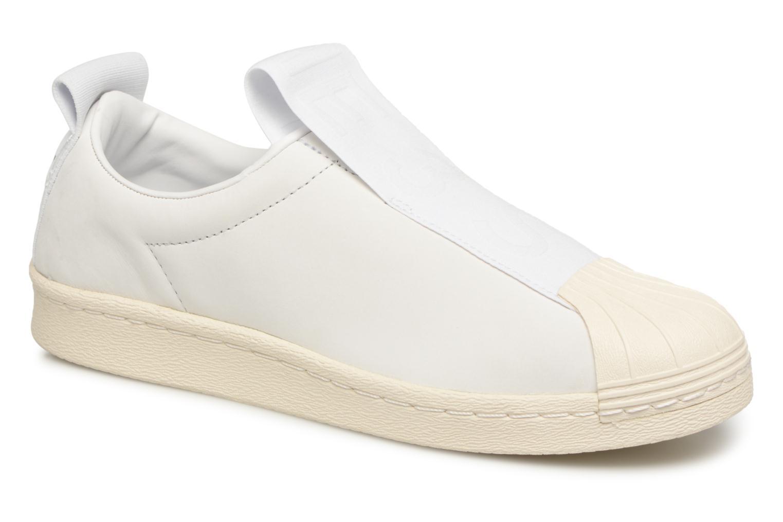 Grandes descuentos últimos zapatos Adidas Originals Superstar Bw3S Slipon W (Blanco) - Deportivas Descuento