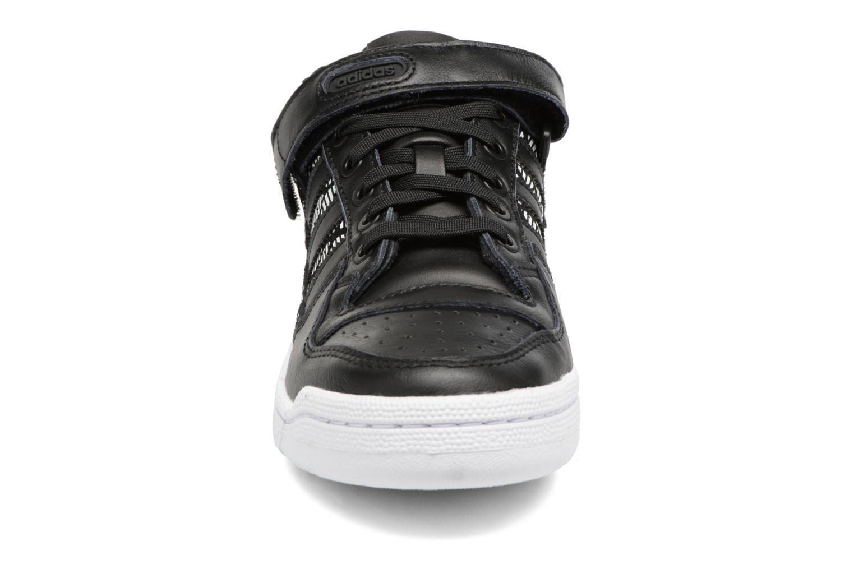 Baskets Adidas Originals Forum Lo W Noir vue portées chaussures