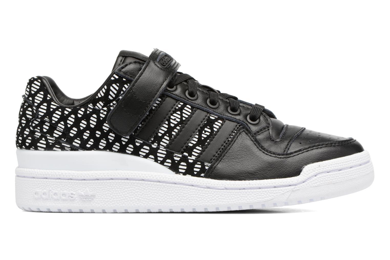 Baskets Adidas Originals Forum Lo W Noir vue derrière