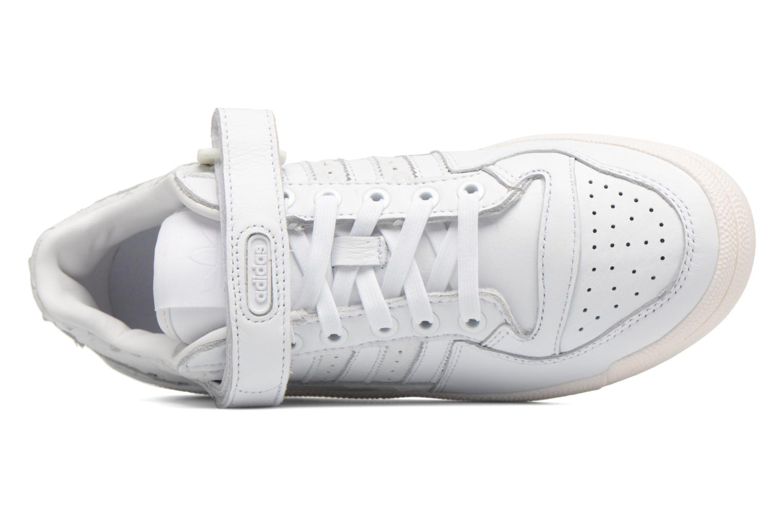 Baskets Adidas Originals Forum Lo W Blanc vue gauche