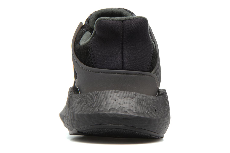 Baskets Adidas Originals Eqt Support 93/17 Noir vue droite