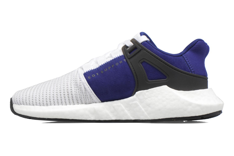 Baskets Adidas Originals Eqt Support 93/17 Blanc vue face