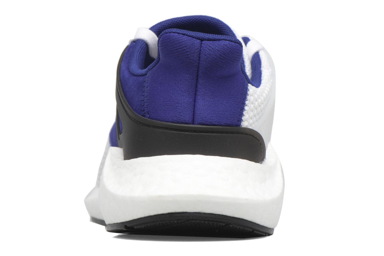 Baskets Adidas Originals Eqt Support 93/17 Blanc vue droite