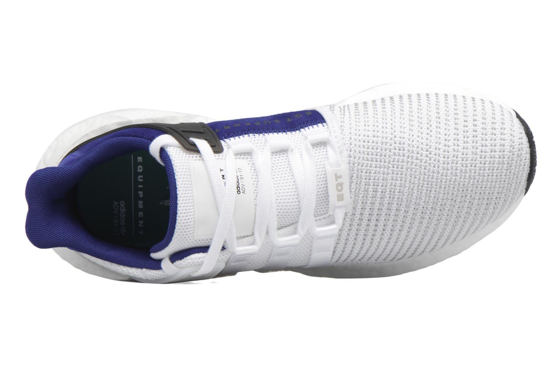 Baskets Adidas Originals Eqt Support 93/17 Blanc vue gauche