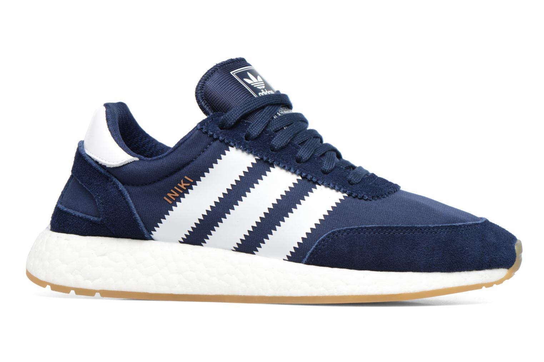 Sneaker Adidas Originals Iniki Runner M blau ansicht von hinten