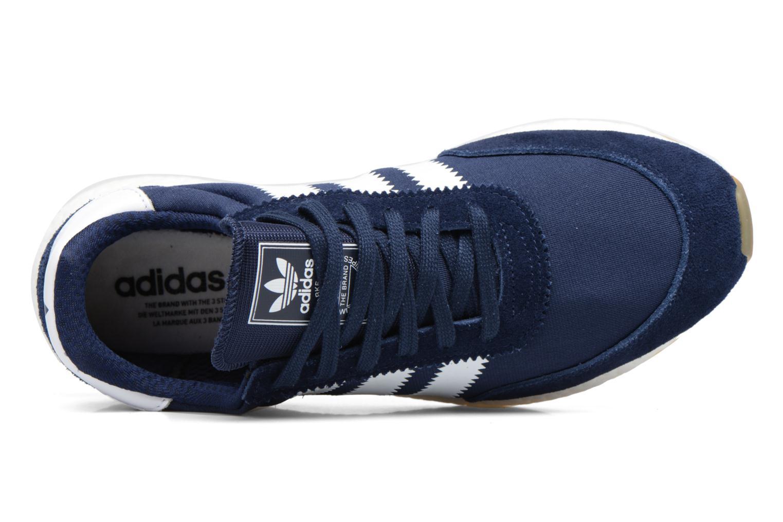Sneaker Adidas Originals Iniki Runner M blau ansicht von links