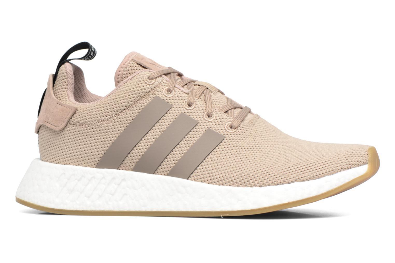 Sneakers Adidas Originals Nmd_R2 Beige immagine posteriore