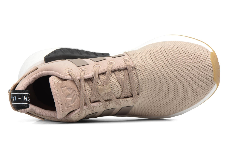 Sneakers Adidas Originals Nmd_R2 Beige immagine sinistra