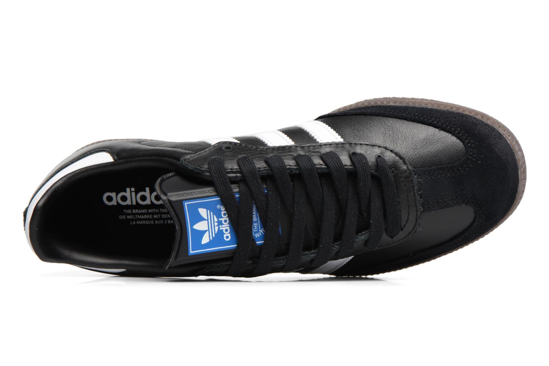 Sneaker Adidas Originals Samba Og schwarz ansicht von links
