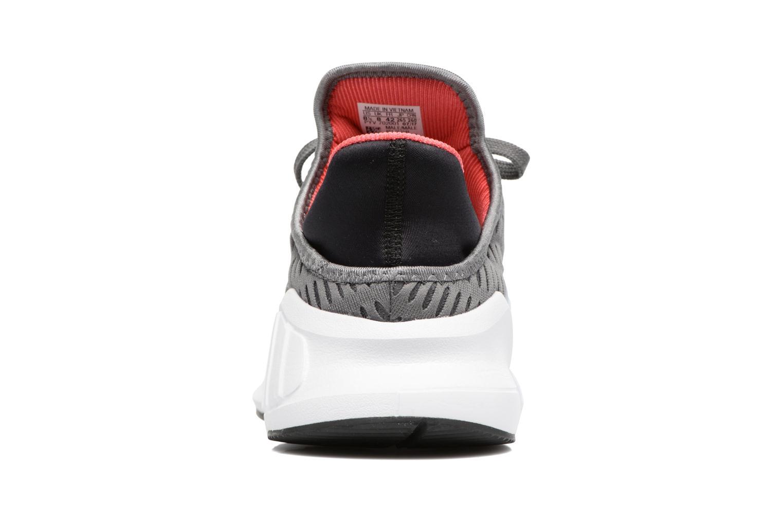 Baskets Adidas Originals Climacool 02/17 Gris vue droite