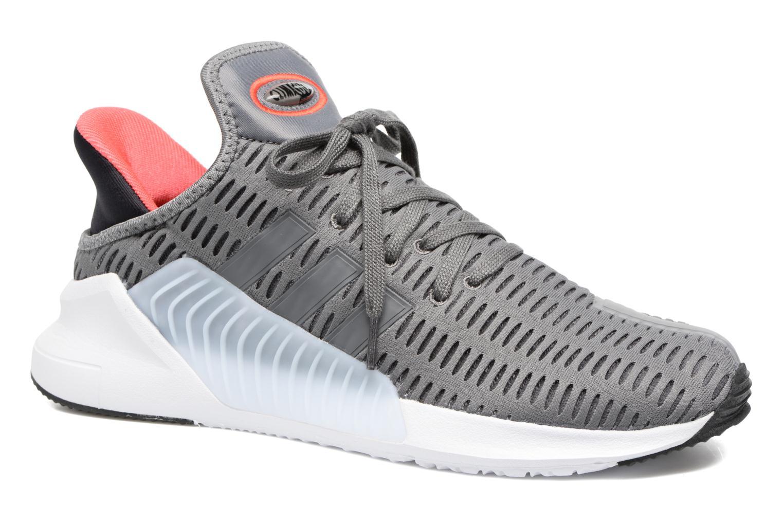 Baskets Adidas Originals Climacool 02/17 Gris vue détail/paire