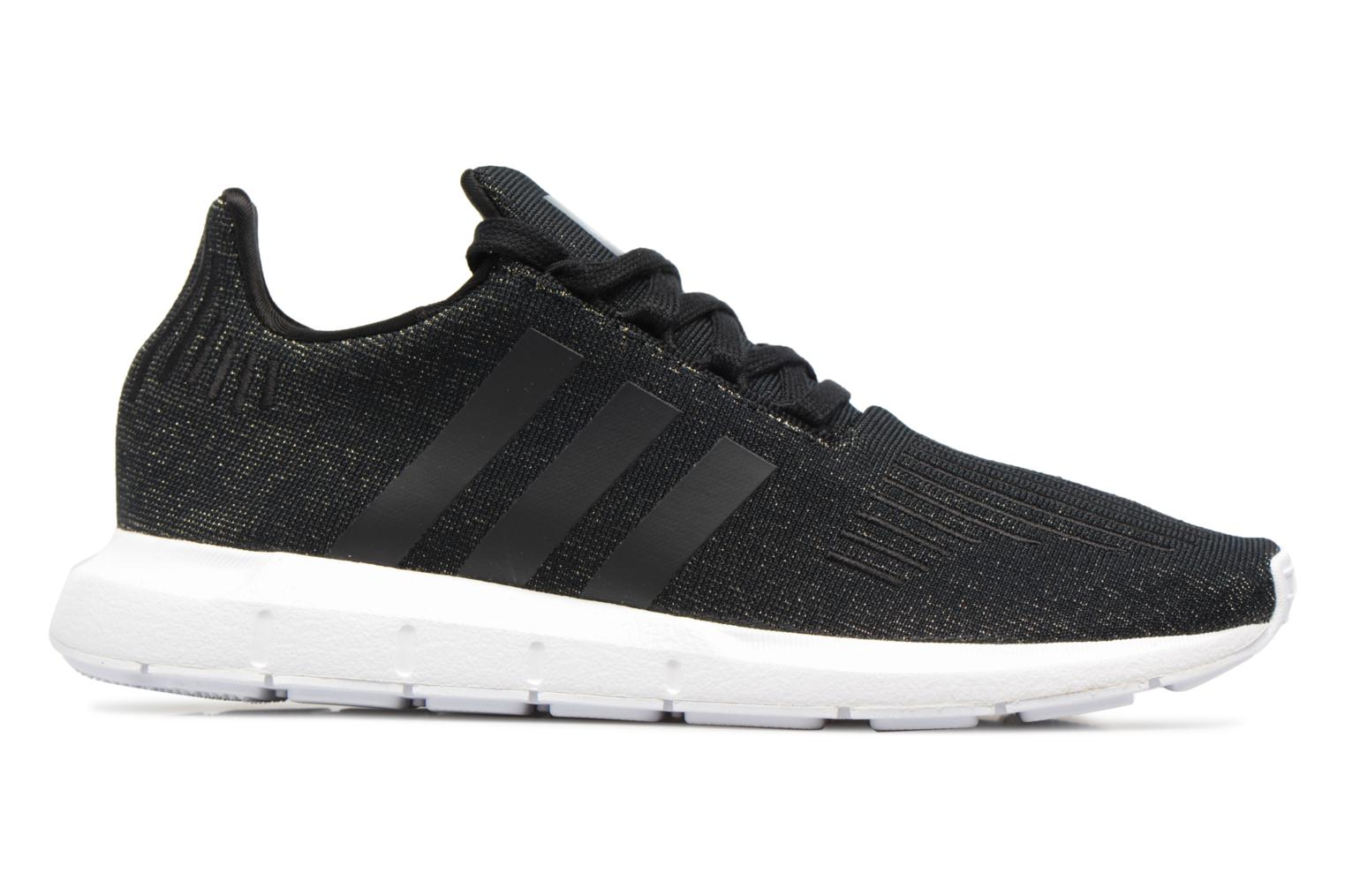 Baskets Adidas Originals Swift Run W Noir vue droite