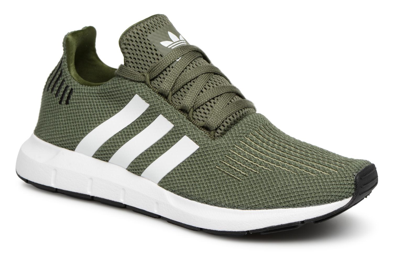 Zapatos de hombres y mujeres de moda casual Adidas Originals Swift Run W (Verde) - Deportivas en Más cómodo