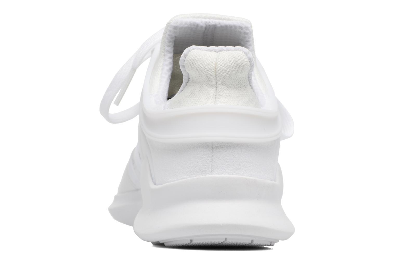 Baskets Adidas Originals Eqt Support Adv2 Blanc vue droite