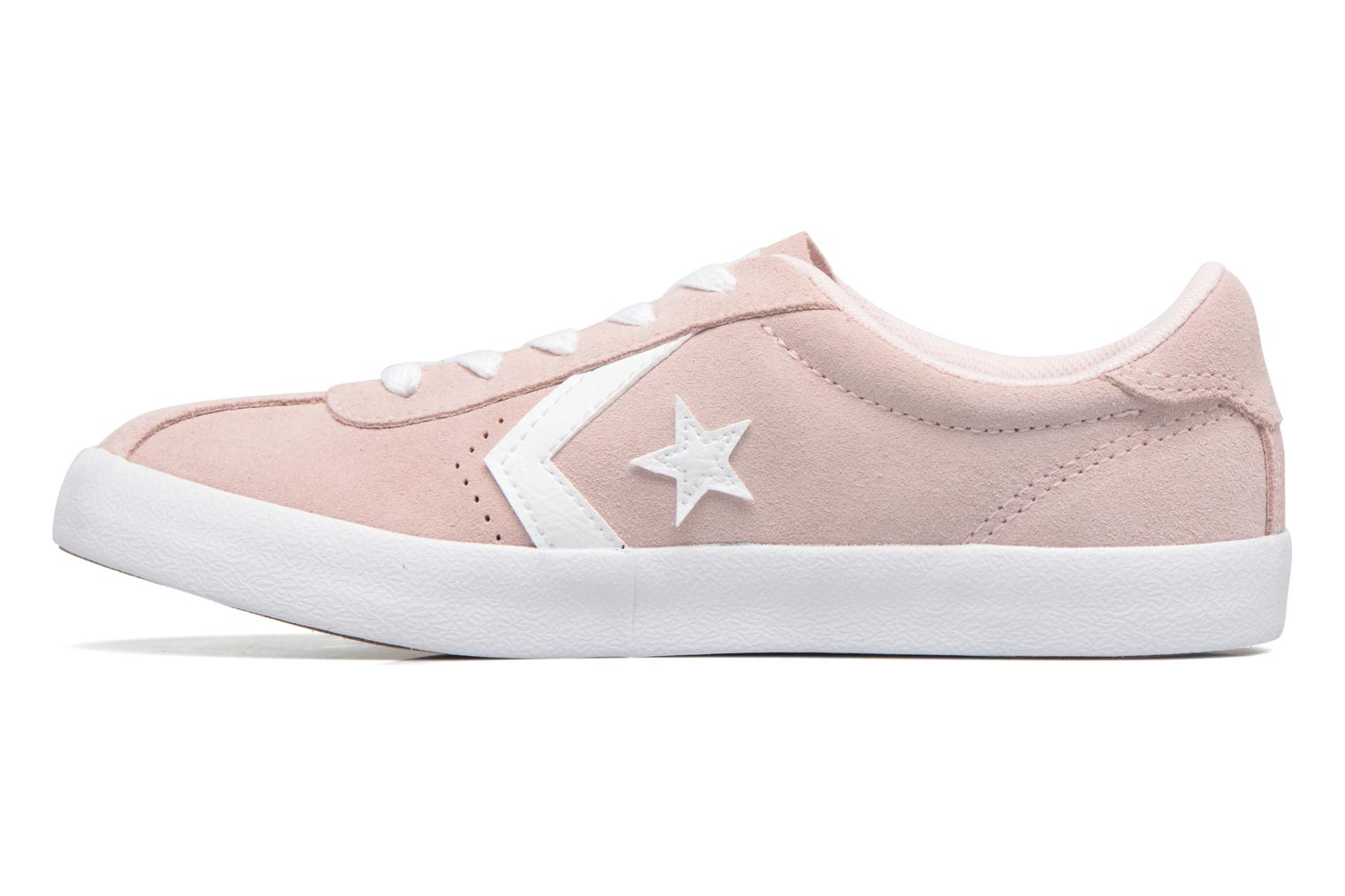 Baskets Converse Breakpoint Suede Ox Rose vue face