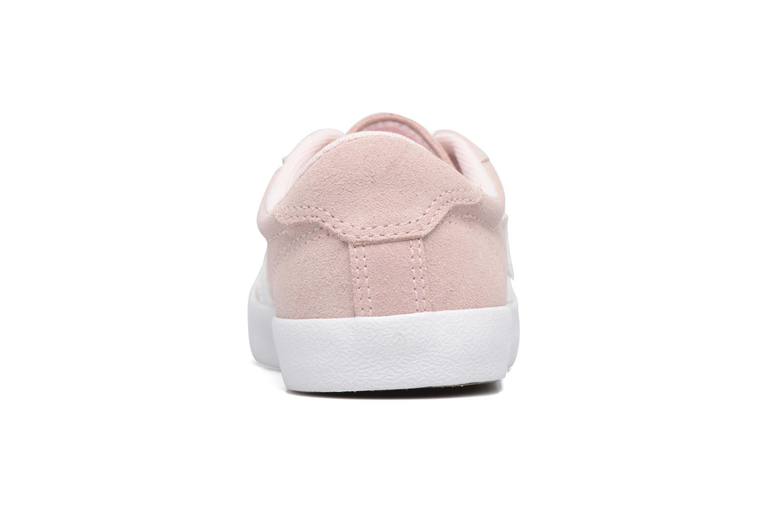 Baskets Converse Breakpoint Suede Ox Rose vue droite