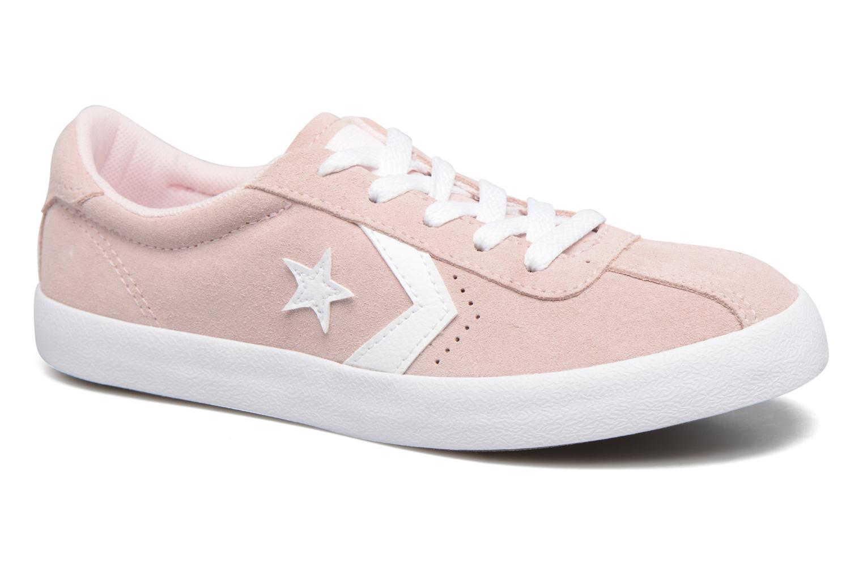 converse rose pink