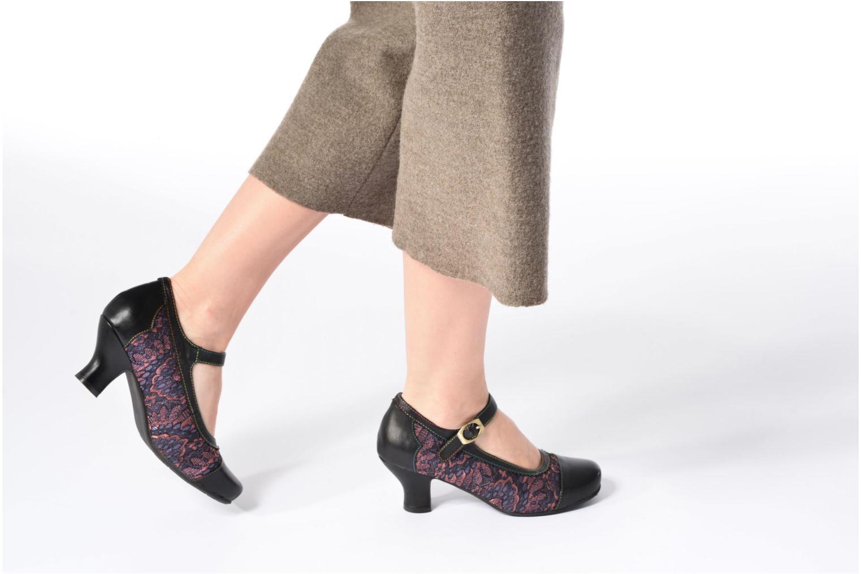 Zapatos de tacón Laura Vita Candice 13 Negro vista de abajo