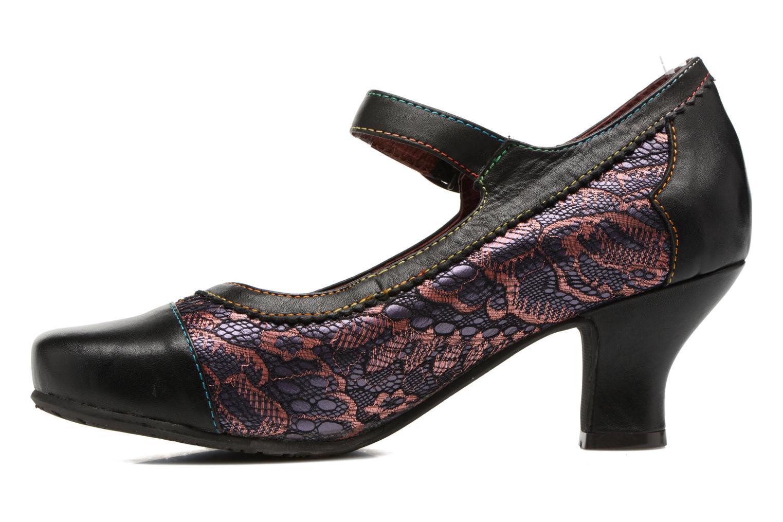 Zapatos de tacón Laura Vita Candice 13 Negro vista de frente