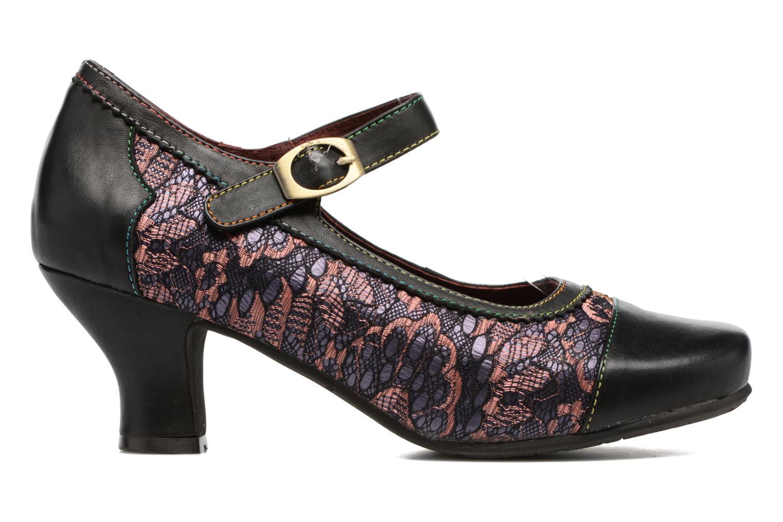 Zapatos de tacón Laura Vita Candice 13 Negro vistra trasera