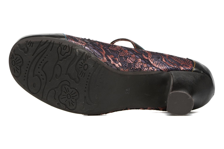 Zapatos de tacón Laura Vita Candice 13 Negro vista de arriba