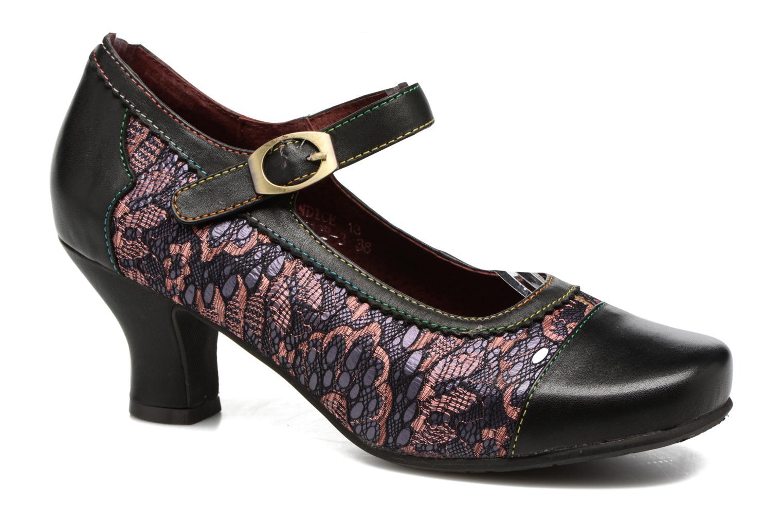 Zapatos de tacón Laura Vita Candice 13 Negro vista de detalle / par