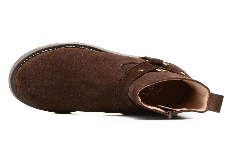 Stiefeletten & Boots Yep Patricia braun ansicht von links