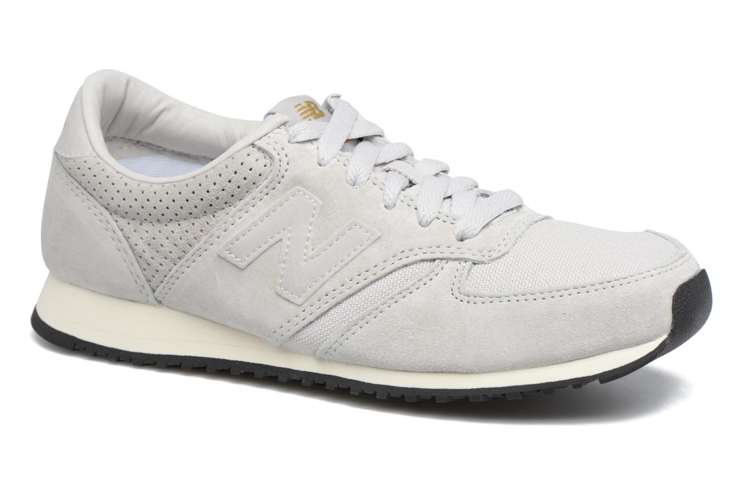 Trainers New Balance U420 D W Grey detailed view/ Pair view