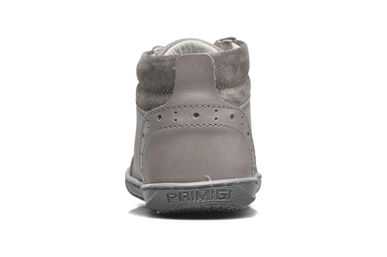 Trainers Primigi Ambra Grey view from the right