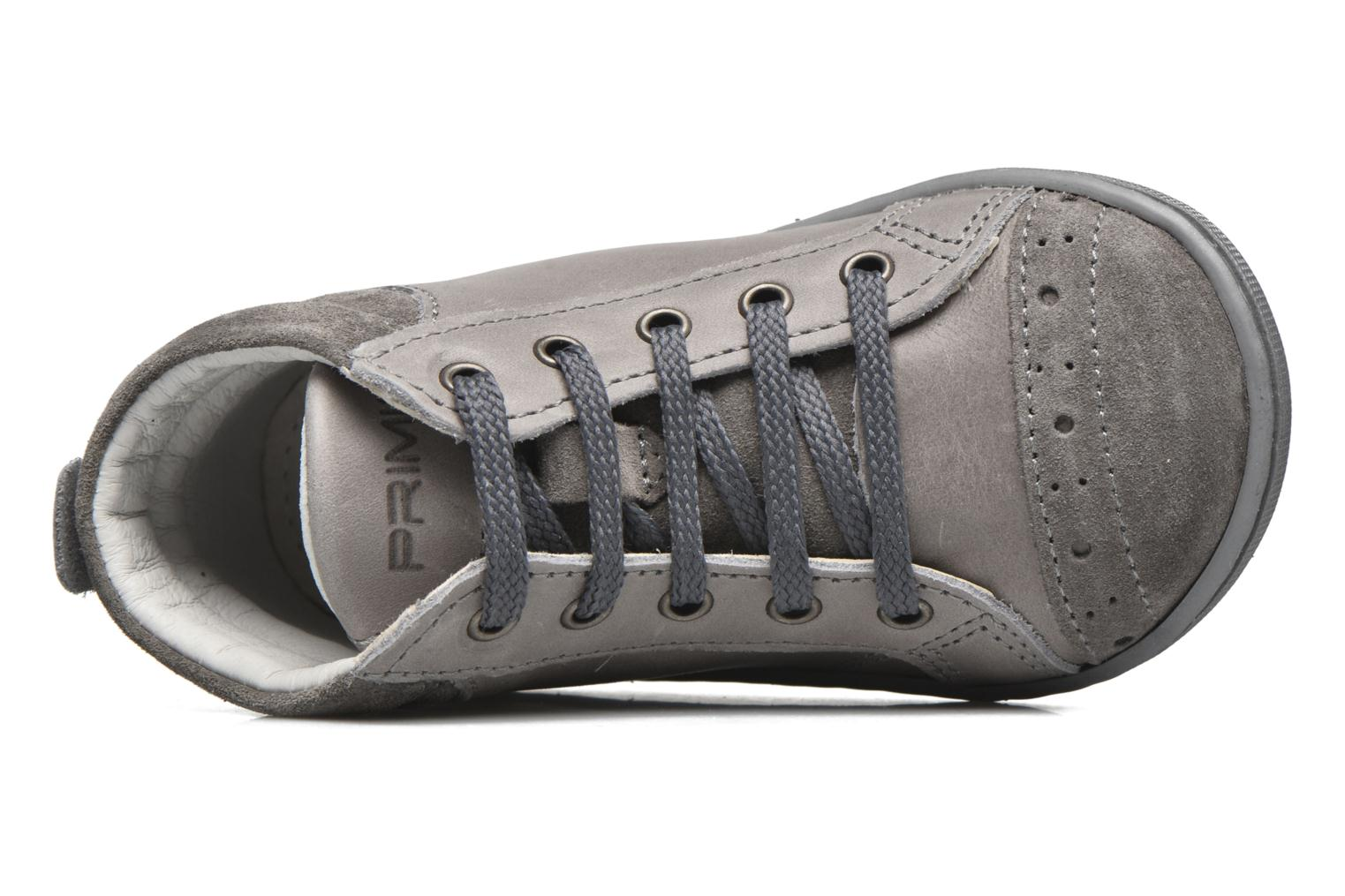 Trainers Primigi Ambra Grey view from the left
