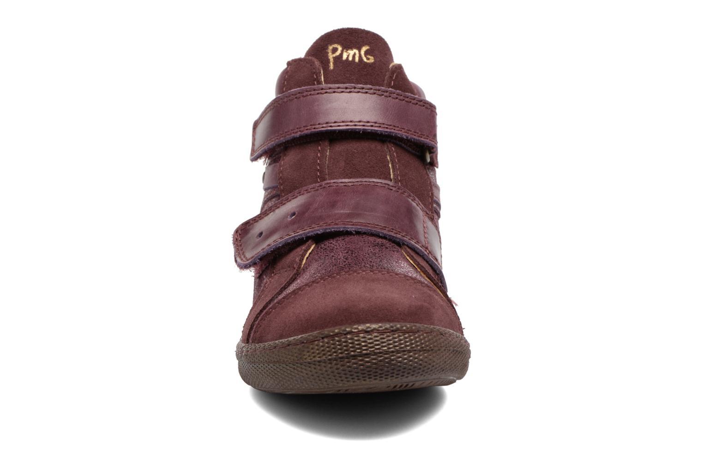 Bottines et boots Primigi Gaia Bordeaux vue portées chaussures