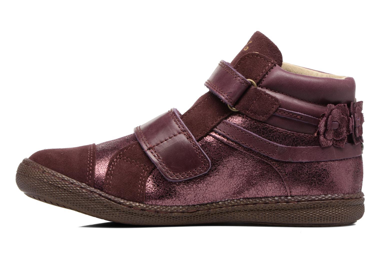 Bottines et boots Primigi Gaia Bordeaux vue face