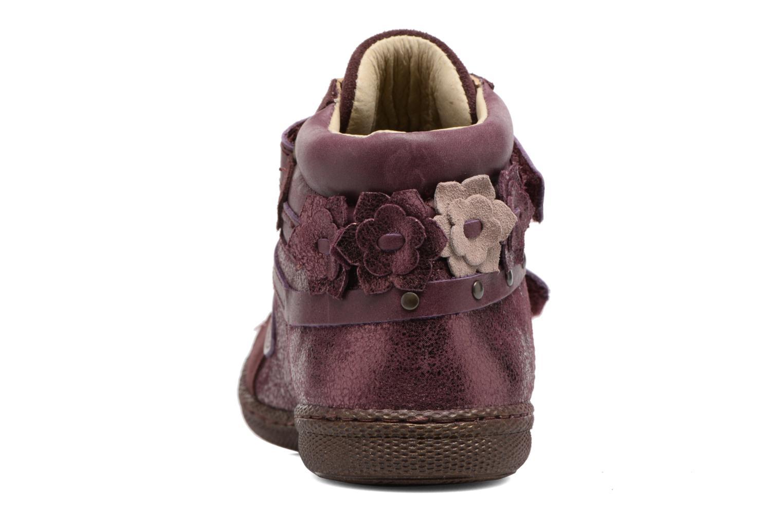 Bottines et boots Primigi Gaia Bordeaux vue droite