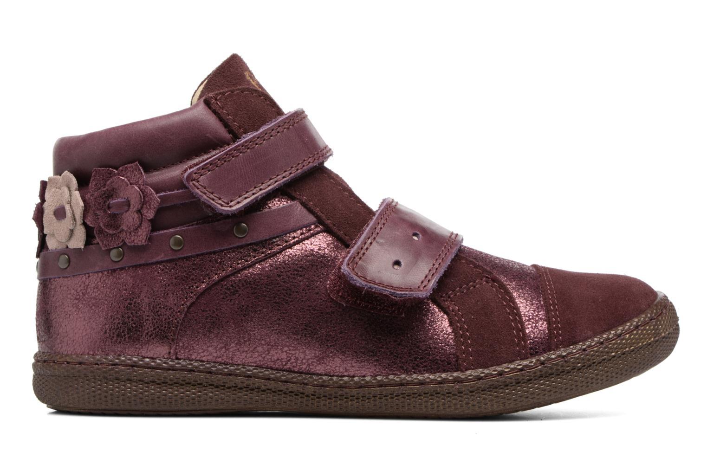 Bottines et boots Primigi Gaia Bordeaux vue derrière
