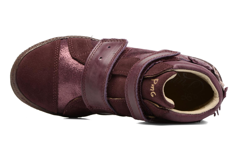 Bottines et boots Primigi Gaia Bordeaux vue gauche