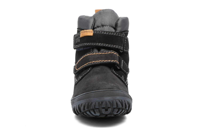 Bottines et boots Primigi Mauro Bleu vue portées chaussures