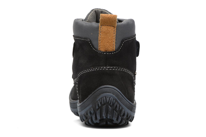 Bottines et boots Primigi Mauro Bleu vue droite