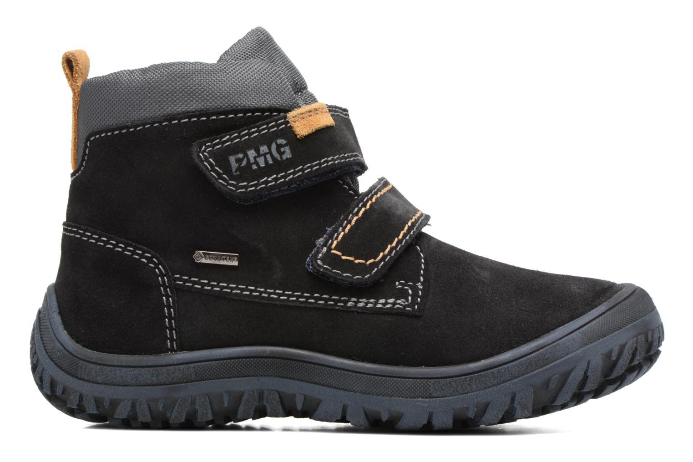 Ankle boots Primigi Mauro Blue back view