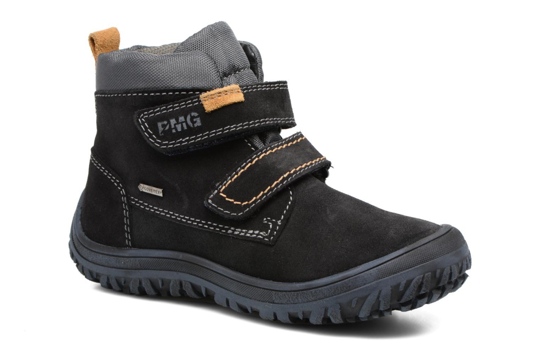 Bottines et boots Primigi Mauro Bleu vue détail/paire