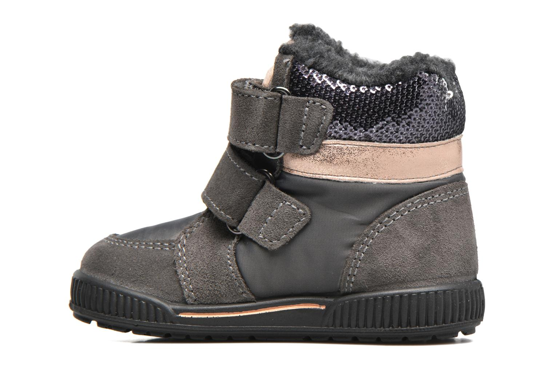 Bottines et boots Primigi Tucano Gris vue face