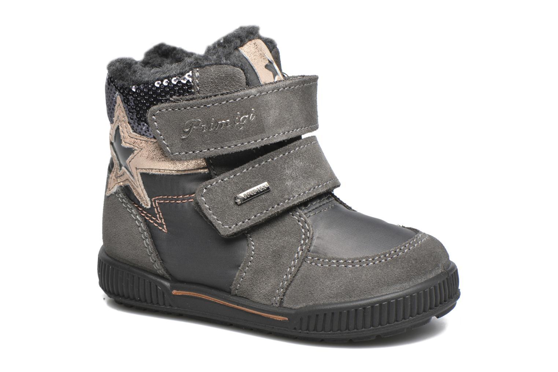 Bottines et boots Primigi Tucano Gris vue détail/paire
