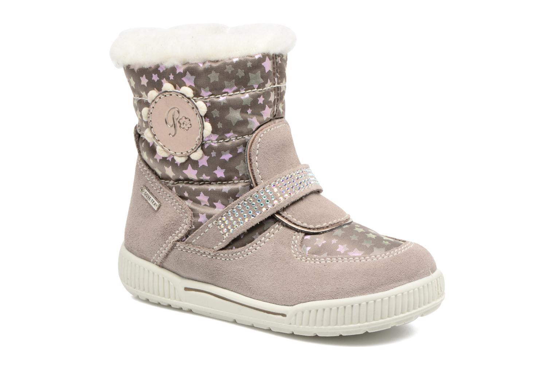 Bottines et boots Primigi Sofia Beige vue détail/paire