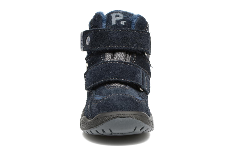 Baskets Primigi Giorgio Bleu vue portées chaussures