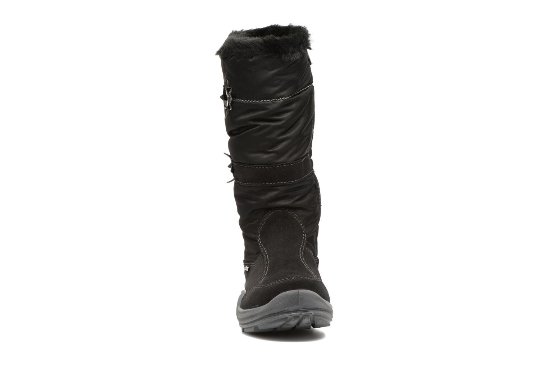 Chaussures de sport Primigi Ginevra Noir vue portées chaussures