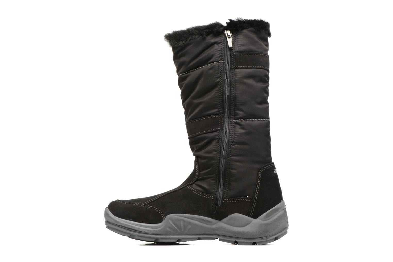 Chaussures de sport Primigi Ginevra Noir vue face