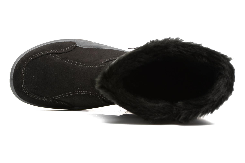 Chaussures de sport Primigi Ginevra Noir vue gauche