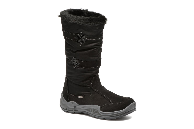 Chaussures de sport Primigi Ginevra Noir vue détail/paire